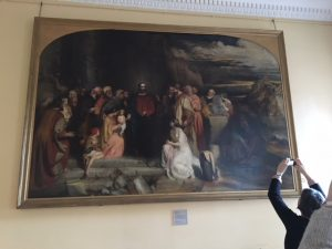 National Gallery Painting