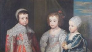 The Children of Charles